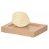 Wireworks Mezza Natural Oak Soap Dish: Image 2