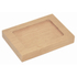 Wireworks Mezza Natural Oak Soap Dish: Image 1