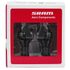 SRAM 1190 R2C TT Shifter Set (11spd) Index Yaw Front: Image 1