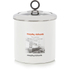 Morphy Richards Accents Large Storage Canister - White: Image 3