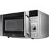 Akai A24003 Digital Microwave - Silver - 800W: Image 1