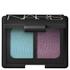 NARS Cosmetics China Seas Duo Eyeshadow - Iridescent Turquoise with Gold Infusion/Iridescent Plum: Image 1