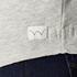 Edwin Men's Terry Long Sleeve T-Shirt - Grey Marl: Image 5