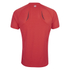 Skins Men's 360 Short Sleeve Tech Fierce Top - Red: Image 2