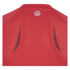 Skins Men's 360 Short Sleeve Tech Fierce Top - Red: Image 5