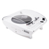GPO Retro Jive 3 Speed Record Player with CD and MP3 - White: Image 2