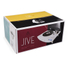 GPO Retro Jive 3 Speed Record Player with CD and MP3 - White: Image 6