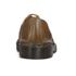 Dr. Martens Men's Milled Dorian 3-Eye Leather Shoes - Brown: Image 3