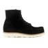 Mr. Hare Men's Hannibal Lace Up Suede Boots - Nero: Image 1