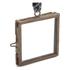 Nkuku Tiny Kiko Frame - Antique Copper - Set of 4 - 8x7x8cm: Image 4