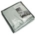 Catherine Lansfield Gatsby Pillowcase - Pair - Silver: Image 5