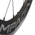 Campagnolo Bora Ultra 50 Clincher Dark Label Wheelset: Image 5