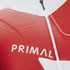 Primal Infrared QX5 Short Sleeve Jersey - Red/White/Black: Image 3