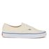 Vans Authentic Canvas Trainers - White: Image 1