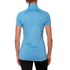 Asics Women's Shorts Sleeve Half Zip Running Top - Natural Blue: Image 2
