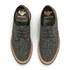 Dr. Martens Men's 'Made in England' Crafted Lester 3-Eye Leather Shoes - Black Melange Silk: Image 2