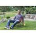 Coleman Kickback Folding Chair - Red: Image 2