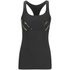 Skins A400 Women's Compression Tank Top - Black/Gold: Image 1
