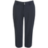 Columbia Women's Silver Ridge Capri Pants - Black: Image 1