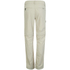 Columbia Women's Silver Ridge Convertible Outdoor Pants - Fossil Bone: Image 2
