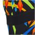 Zoggs Women's Neon Tribal Plunge Swimsuit - Black/Multi: Image 5