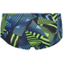 Zoggs Men's Optic Sport Swim Briefs - Black/Green/Blue: Image 2