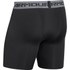 Under Armour Men's Armour HeatGear Compression Training Shorts - Black/Steel: Image 2