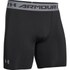 Under Armour Men's Armour HeatGear Compression Training Shorts - Black/Steel: Image 1