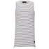 Religion Men's Marley Stripe Vest - White/Black: Image 1