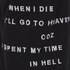 Religion Men's Closed Short Sleeve Crew Neck T-Shirt - Jet Black: Image 4