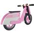 Kiddimoto Stripe Scooter - Pink: Image 3