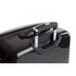 Redland '60TWO Collection' Hardsided Trolley Suitcase - Black - 75cm: Image 6