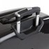 Redland '60TWO Collection' Hardsided Trolley Suitcase Set - Black - 75/65/55cm (3 Piece): Image 6