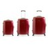 Redland '60TWO Collection' Hardsided Trolley Suitcase - Red - 75cm: Image 8
