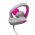 Beats by Dr. Dre: PowerBeats 2 Wireless Earphones - Pink/Grey: Image 7