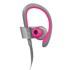 Beats by Dr. Dre: PowerBeats 2 Wireless Earphones - Pink/Grey: Image 5