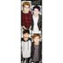 5 Seconds of Summer Band - Door Poster - 53 x 158cm: Image 1