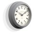 Newgate Dormitory Clock - Grey: Image 2