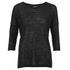 Vero Moda Women's Build Jersey Top - Black: Image 1