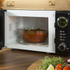 Akai A24006 Digital Microwave - Black - 700W: Image 5