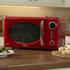 Akai A24006R Digital Microwave - Red - 700W: Image 5