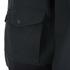 Knutsford Men's 'Made in England' Cotton Zip-Through Bomber Jacket - Navy: Image 3
