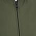 Knutsford Men's 'Made in England' Cotton Zip-Through Bomber Jacket - Lovat/Khaki: Image 5
