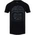 Star Wars Darth Vader Text Head Herren T-Shirt - Schwarz: Image 1