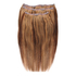 Beauty Works Deluxe Clip-In Hair Extensions 18 Inch - Blondette 4/27: Image 1