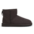 UGG Women's Classic Mini Sheepskin Boots - Chocolate: Image 1