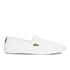 Lacoste Men's Marice LCR SPM Plimsols - White/White: Image 1