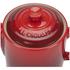Le Creuset Stoneware Grand Teapot, 1.3L - Cerise: Image 3