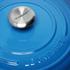 Le Creuset Signature Cast Iron Round Casserole Dish - 28cm - Marseille Blue: Image 3