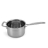 Le Creuset 3-Ply Stainless Steel Saucepan with Lid - 18cm: Image 2